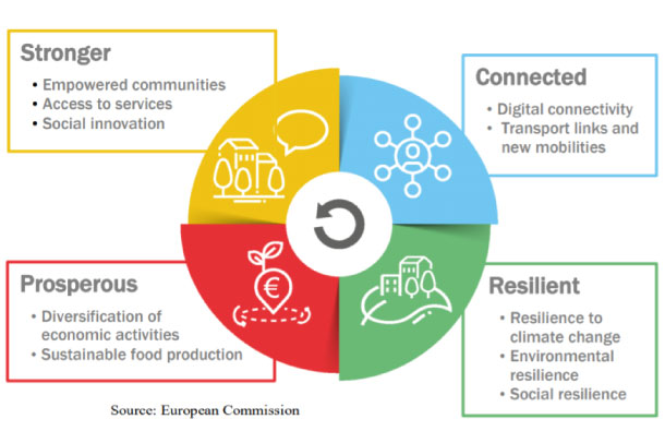 A long-term vision for the EU's rural areas!