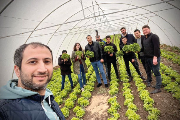 MIJARC Europe & the Agriculture